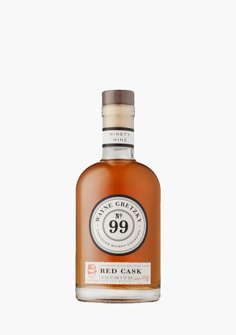 Wayne Gretzky Red Cask Whiskey-Spirits