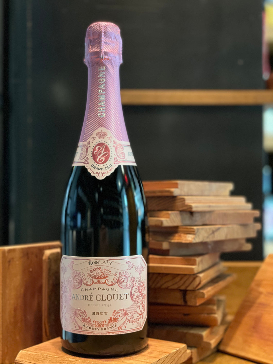Champagne, A. Clouet