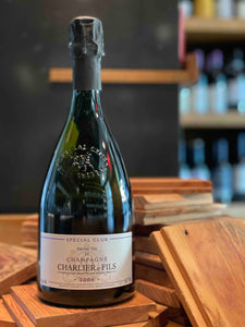 "Champagne, Charlier & Fils ""Special Club"" Brut 2006"