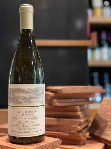 Chardonnay, White Rock Vineyards 2016
