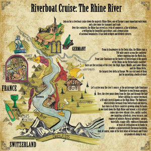 Travel Pack: Rhine Riverboat Cruise