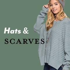 Scarves & Hats