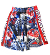 Custom Flow Society Crazy Shorts