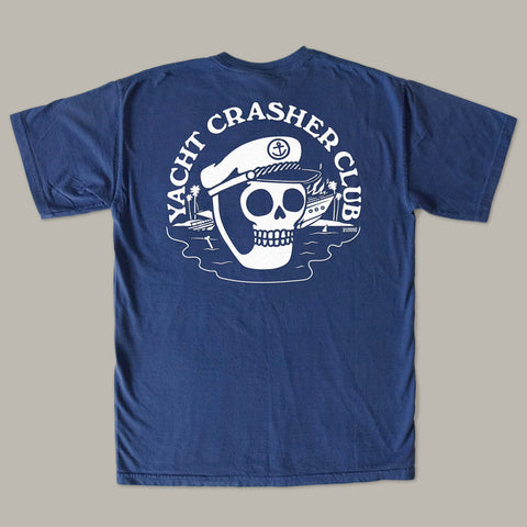 Yacht Crasher Club T-Shirt