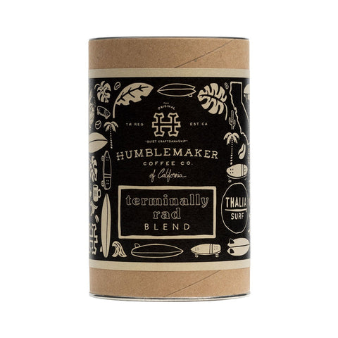 HUMBLEMAKER X TERMINAL RADNESS X THALIA SURF BLEND - WHOLE BEAN COFFEE