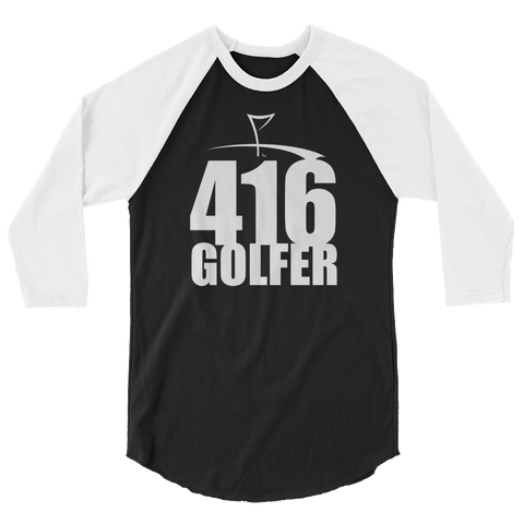 416 GOLFER 3/4 sleeve shirt