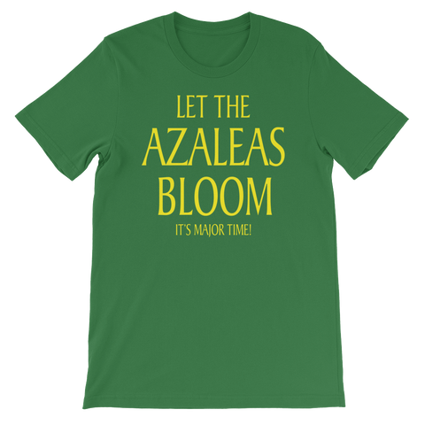 """AZALEAS BLOOM"" Unisex T-Shirt"