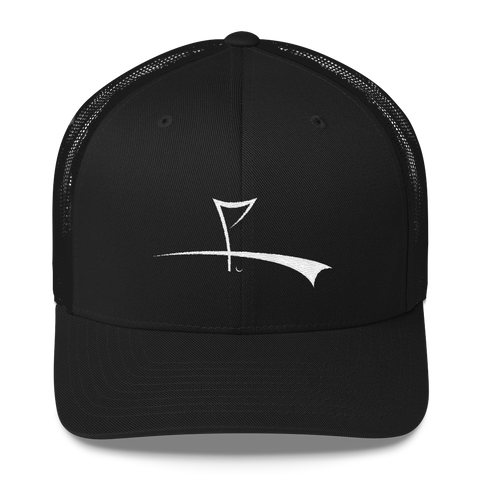 THE LOGO Trucker Cap