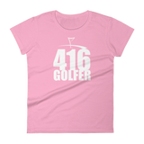 416 GOLFER Women's t-shirt