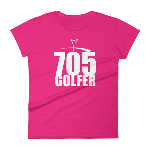 705 GOLFER Women's t-shirt