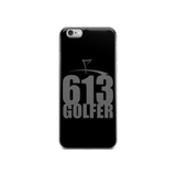 613 GOLFER iPhone Case (Black)