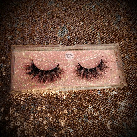 Egypt Mink Eyelashes - Beautiful YAS