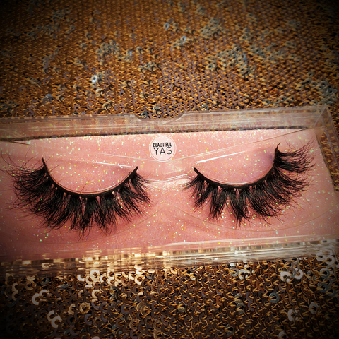 Thailand Mink Eyelashes  - Beautiful YAS