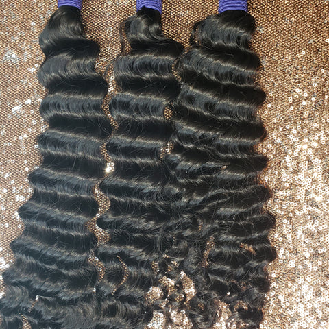 3 Bundles Deal Deep Curl - Beautiful YAS