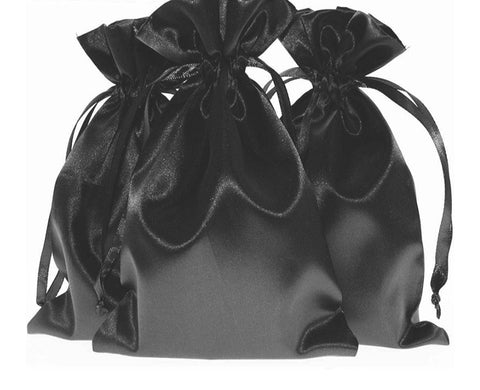 Satin Drawstring Bags 6x9 (20) - Beautiful YAS