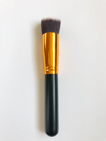 Kabuki Straight Angled Face Brush - Beautiful YAS