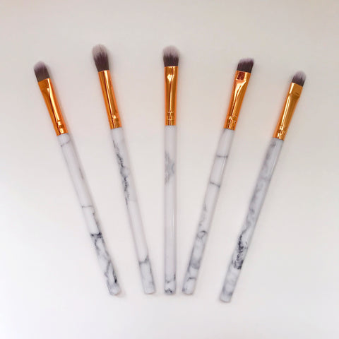 Marble Brow and Shadow Brush Set - Beautiful YAS