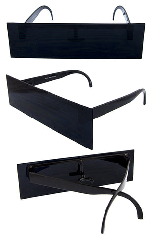 Retro Boxlong Sunglasses - Beautiful YAS
