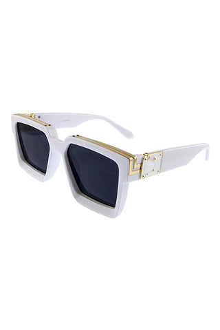 Bold Square Sunglasses - Beautiful YAS