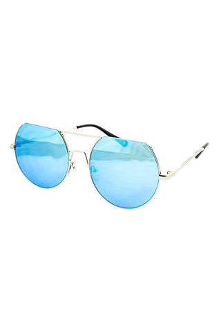 Rimless Top Sunglasses - Beautiful YAS