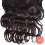 Body Wave Lace Frontal - Beautiful YAS