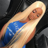 613 Blonde Full Lace Wig Silky Straight - Beautiful YAS