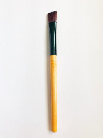 Wooden Flat Definer Brush - Beautiful YAS