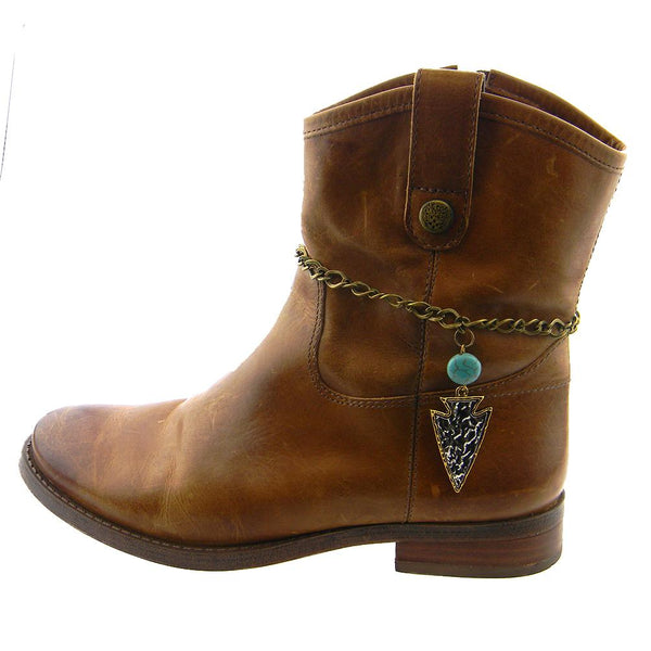 BOT180315-02 WESTERN CHARMS BOOT CHAIN