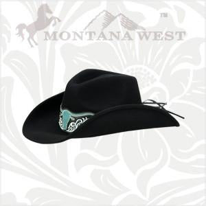 CHT-9006 Montana West Cowgirl Collection Hat