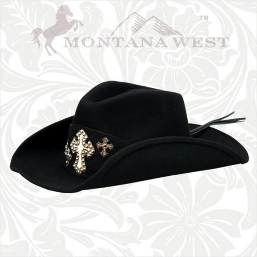 CHT-9010 Montana West Cowgirl Collection Hat