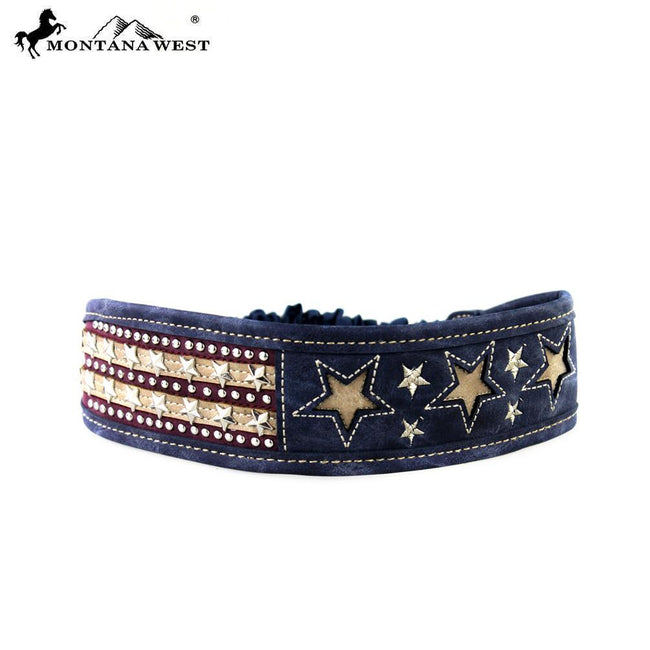 HB-US01 Montana West American Pride Collection Headband