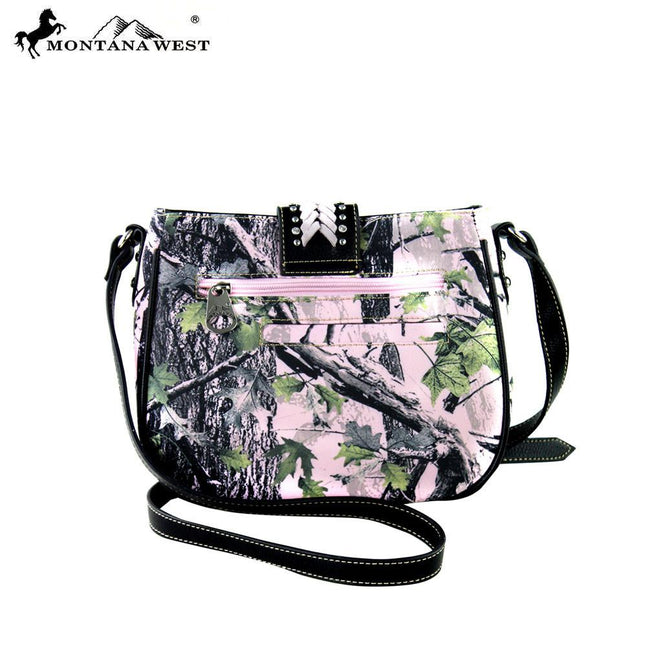 HF10-8360 Montana West Camouflage Collection Crossbody