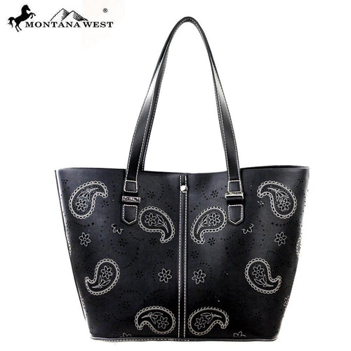 MW209-8014 Montana West Paisley Collection Handbag