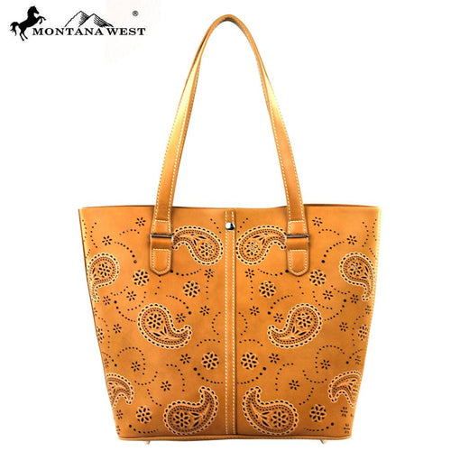 MW209-8501 Montana West Paisley Collection Handbag