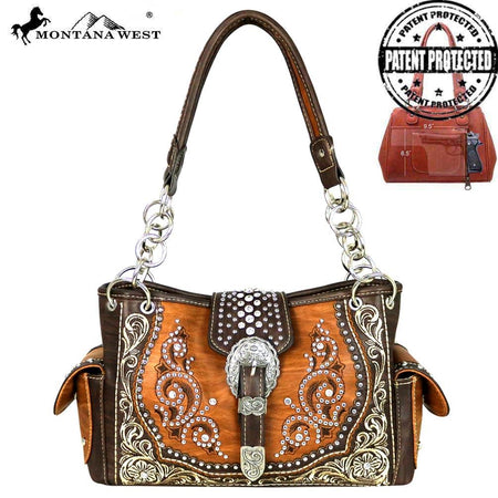 MW570-9317 Montana West Aztec Collection Dual Sided Print Canvas Fabric Tote