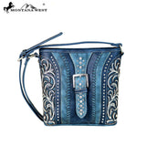 MW614-8360 Montana West Buckle Collection Crossbody
