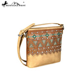 MW684-8360 Montana West Aztec Collection Crossbody
