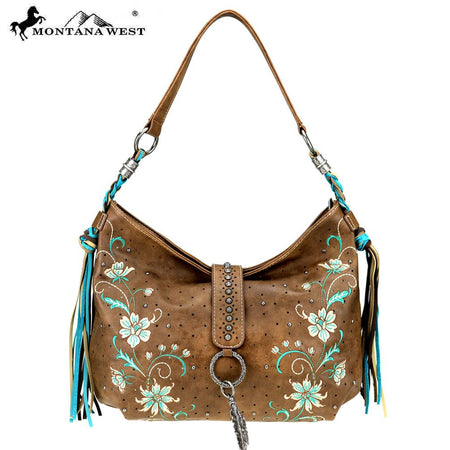 MW783-8360 Montana West Concho Collection Crossbody