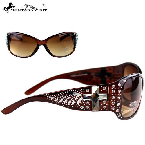 SGS-3301 Montana West Spiritual Collection Sunglasses