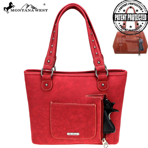 TX07G-8317 Montana West Texas Pride Collection Handbag