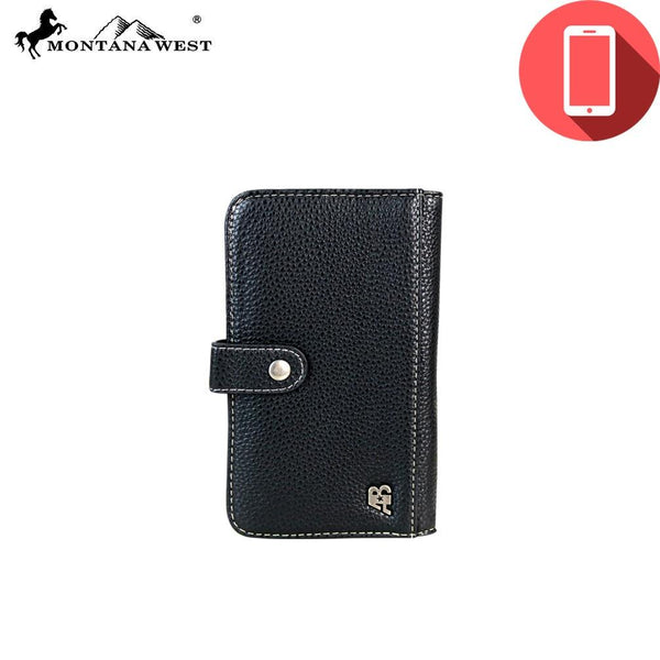 ABPW-07 American Bling Phone Charging Wallet Pre-pack (12pcs)