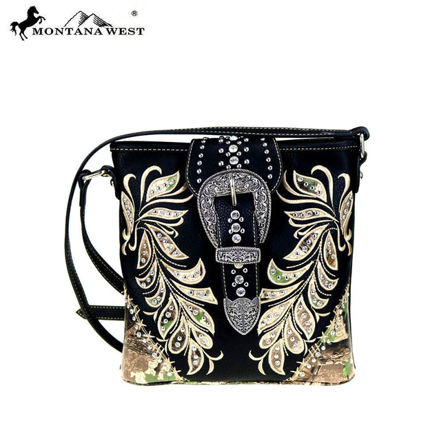 HF14-8287 Montana West Camouflage Collection Crossbody