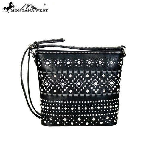MW544-8287 Montana West Bling-Bling Collection Crossbody