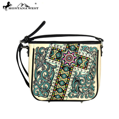 MW546-8360 Montana West Spiritual Collection Crossbody