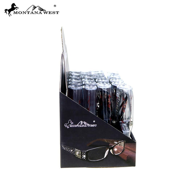 RG- US01  Montana West US Pride  Collection Reading Glass
