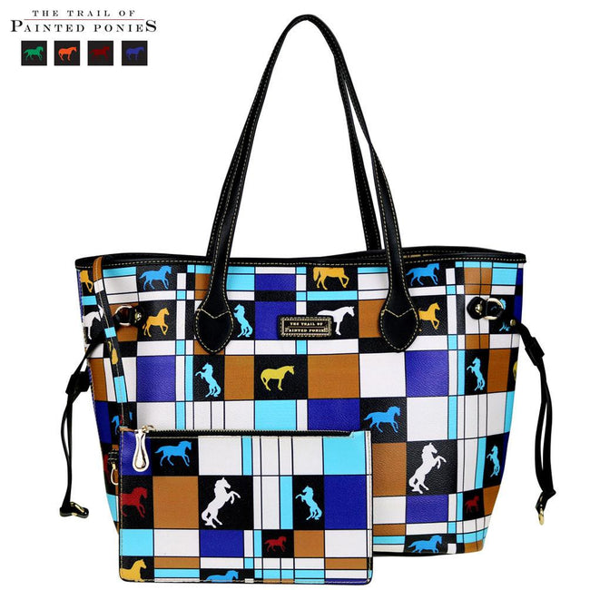 TPP03-9317 The Trail of Painted Ponies Collection Tote