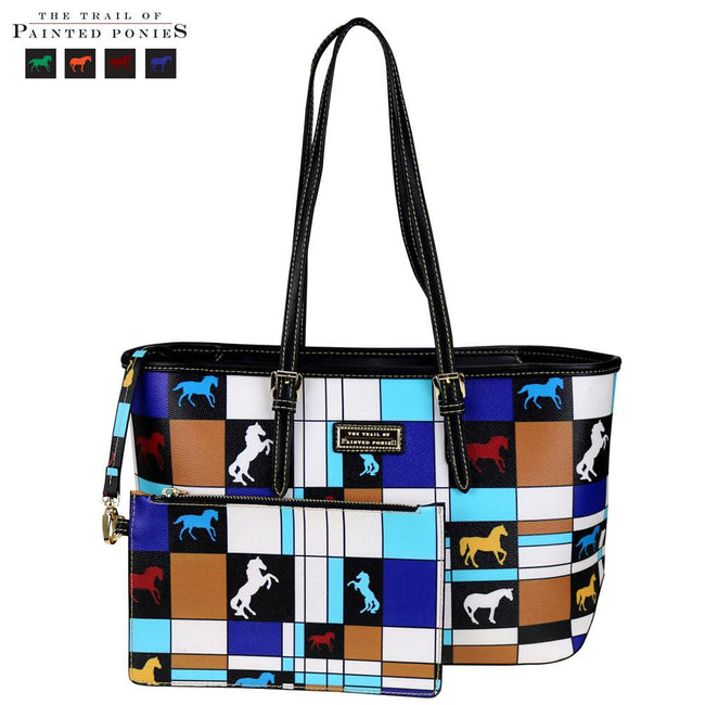TPP03-9318 The Trail of Painted Ponies Collection Tote