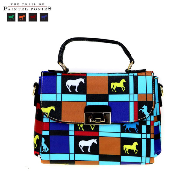 TPP03-9321 The Trail Of Painted Ponies Collection Mini Satchel
