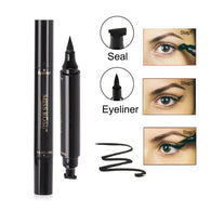 Waterproof Liquid EyeLiner Pen & Stamp