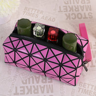 New Fashion Geometric Cosmetic Bag